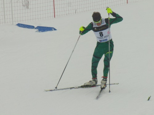 The 15km. Photo Credit: AUS Ski Team.