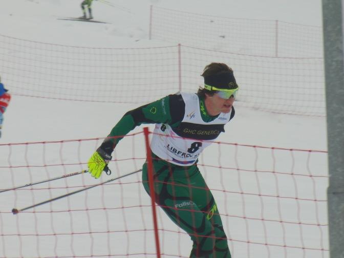 The 15km. Photo Credit: AUS Ski Team.